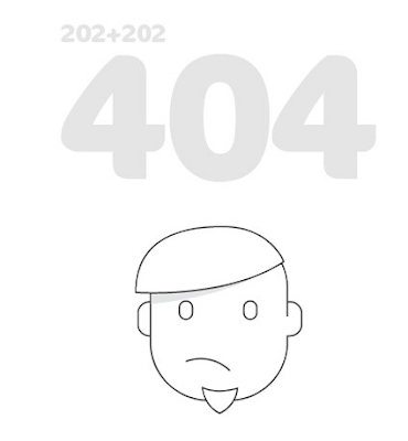 Custom 404 Pages for Blogger