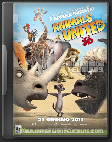 Animales al ataque (BRRip Español Latino) (2010)