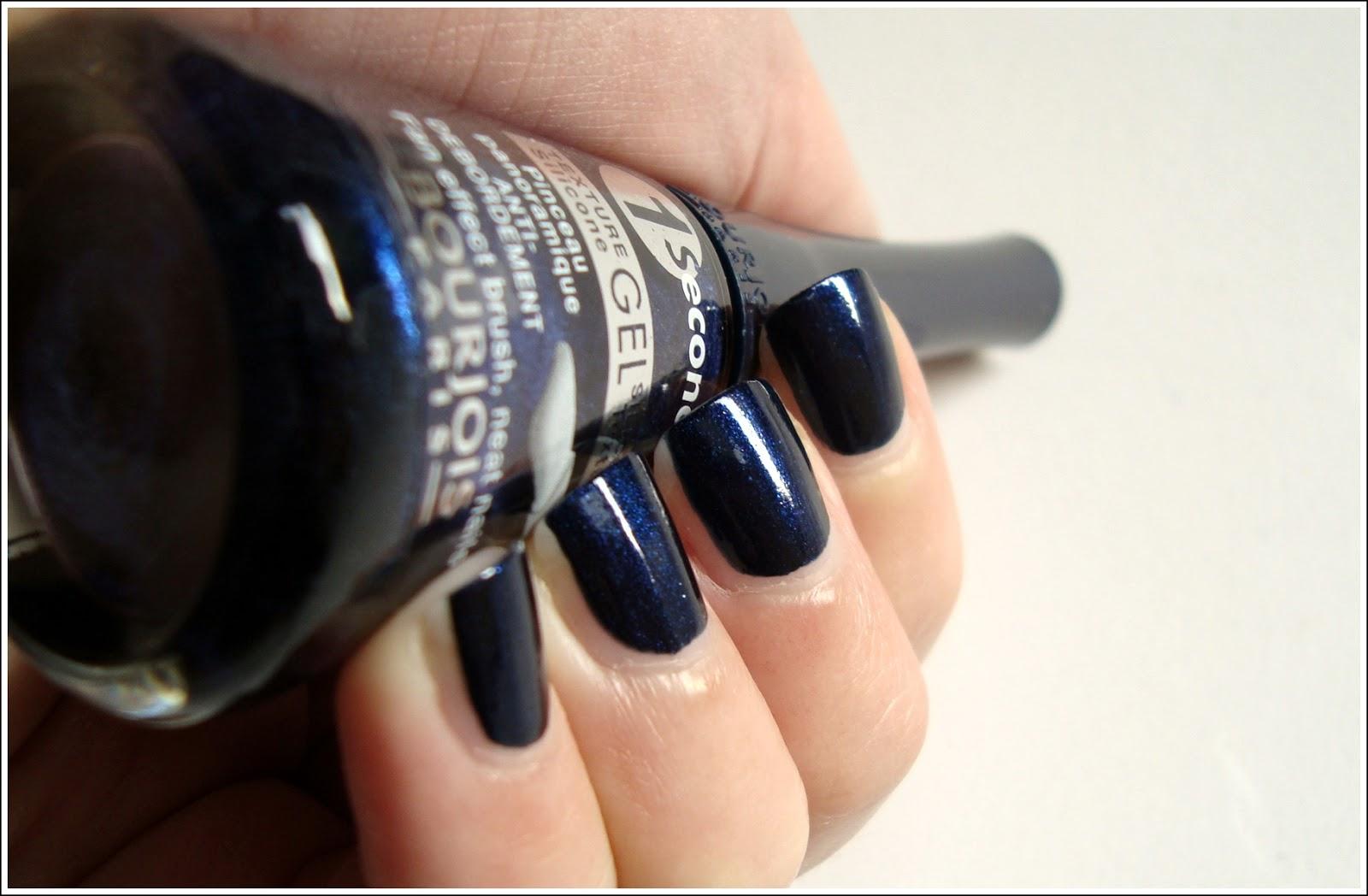 Blue Moonlight de Bourjois {un esmalte azul perfecto} - DoBeauting