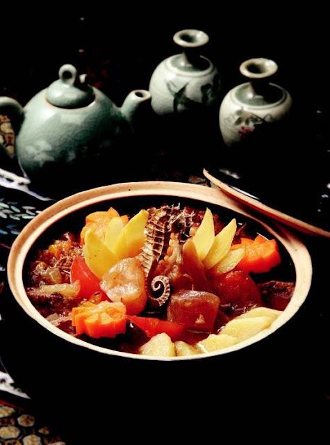 Virility soup herbs