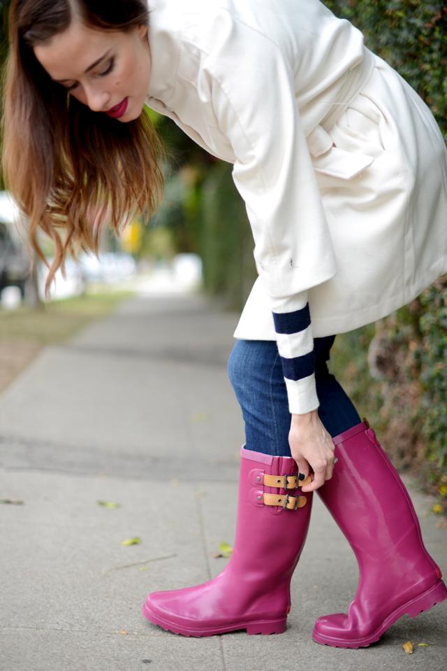 chooka rain boots via M Loves M @marmar