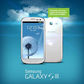 Movistar Perú: Samsung Galaxy S III en Movistar