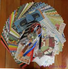 Você poderá ganhar um maravilhoso Kit para Scrapbook e ainda ajudar quem precisa, participe!