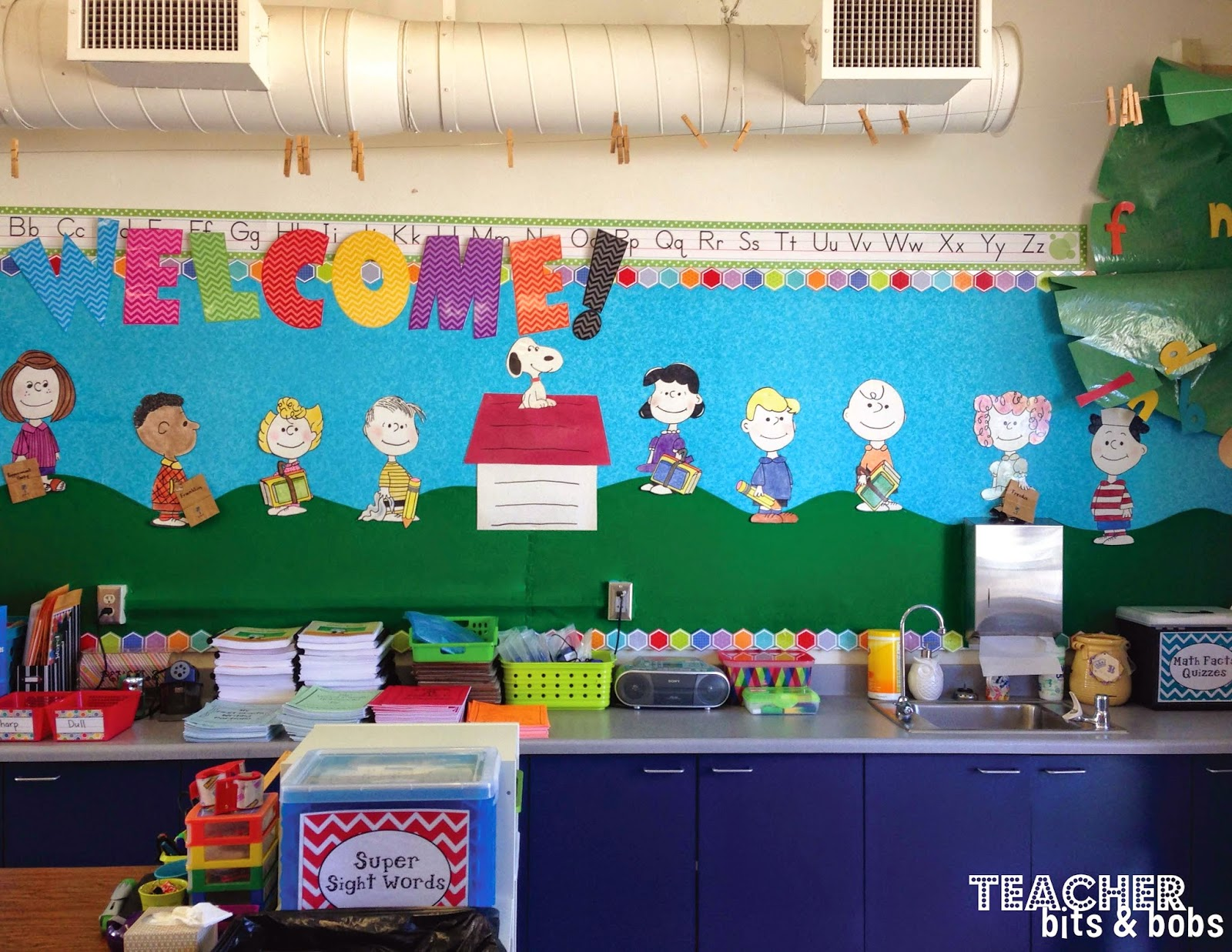 Classroom Design Page ~ Teacher bits and bobs kerri b s classroom reveal