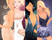 6 vectores de chicas :vector gratuito para diseñadores chicas en vectores gratis