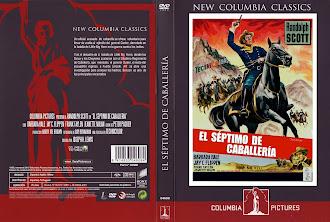 Carátula dvd: El séptimo de caballería (1956) (7th Cavalry)
