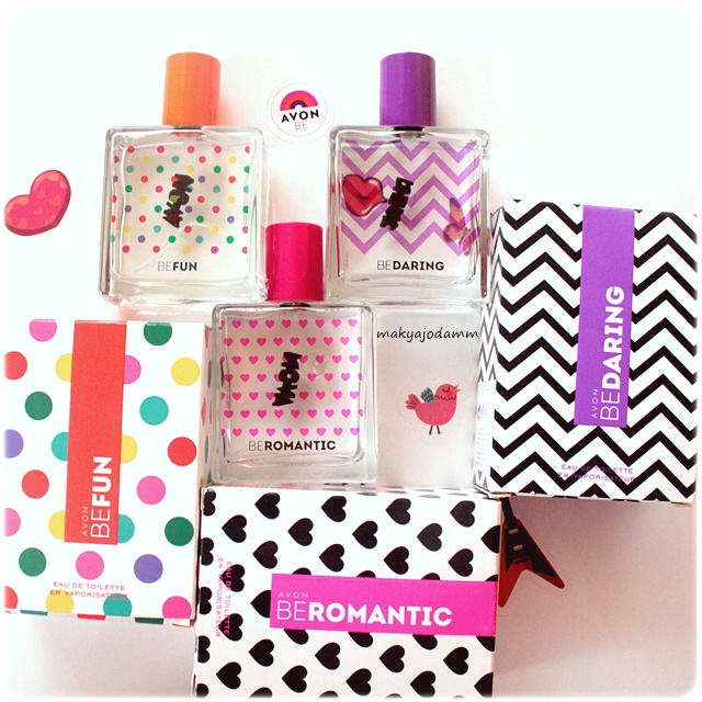 avon be daring parfüm