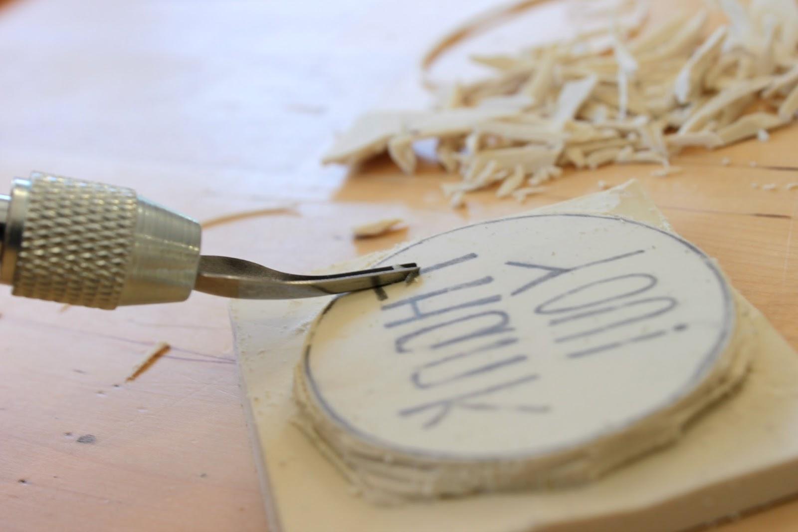 Se busca intercambio de dibu-producto por sello hecho a mano