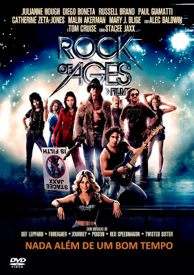Rock of Ages: O Filme - BDRip Dual Áudio