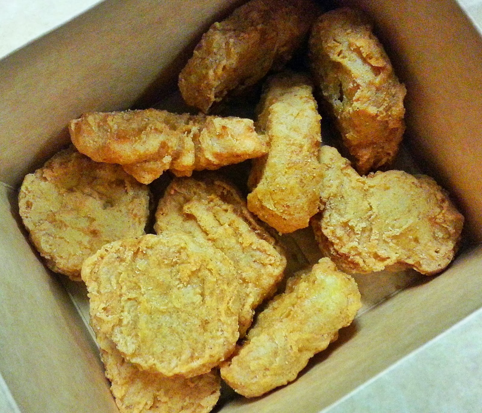 McDonald's 10-piece Chicken McNuggets