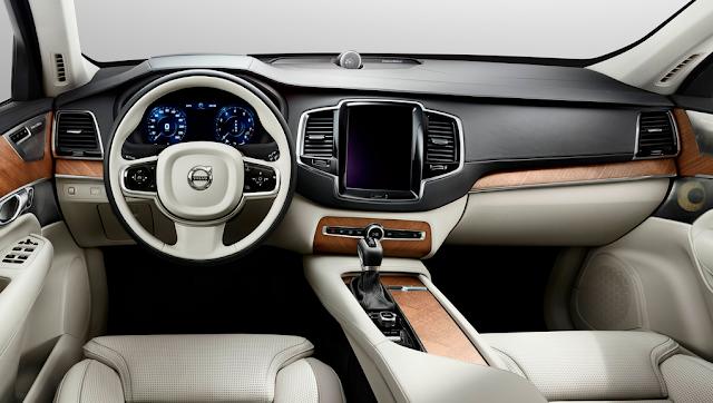 2016 Volvo S90 Interior