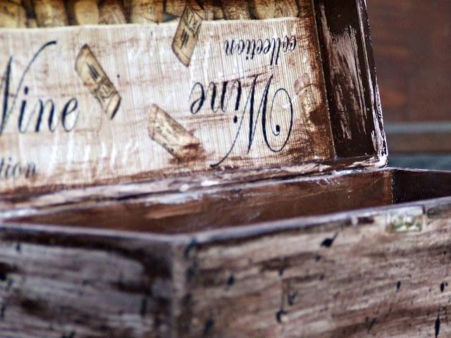 Pudełko na wino Eco Manufaktura12