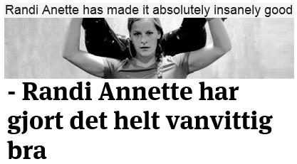 Randi Aannette