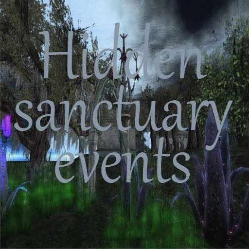 Hidden Sanctuary Events