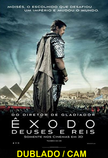 Assistir Êxodo: Deuses e Reis Dublado 2014