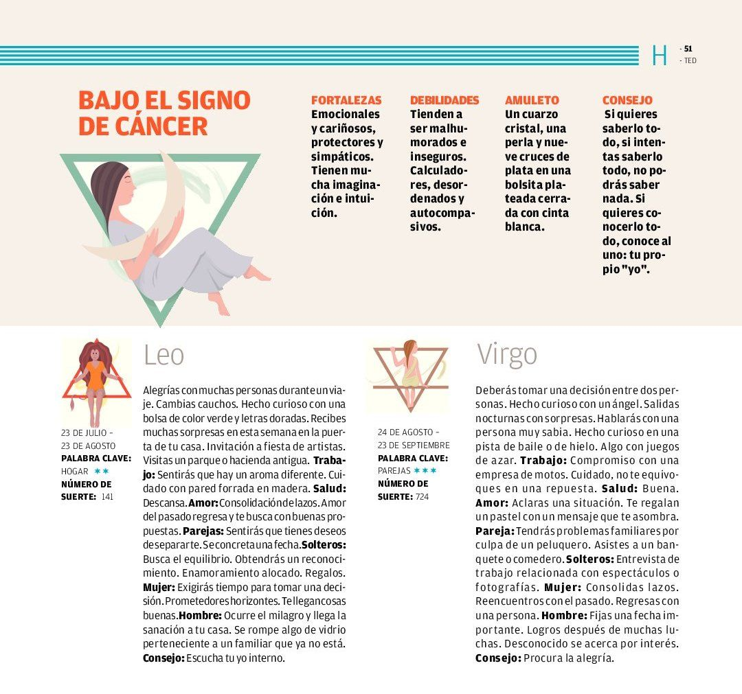 Horoscopos 2011 Leo Hor Scopo Semanal Cancer Leo