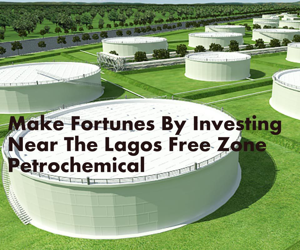 Lagos free zone Petrochemical