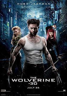 ดูหนังออนไลน์ The Wolverine เดอะ วูล์ฟเวอรีน
