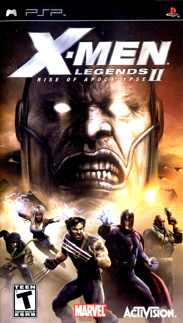 X Men Legends Ii Rise Of Apocalypse Iso 73