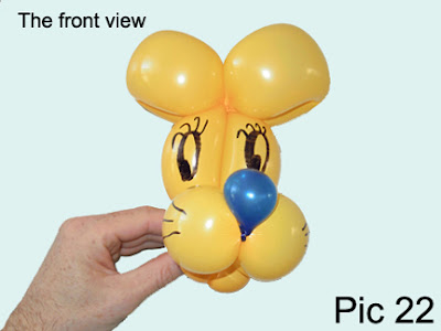 how to make a balloon dog for beginners