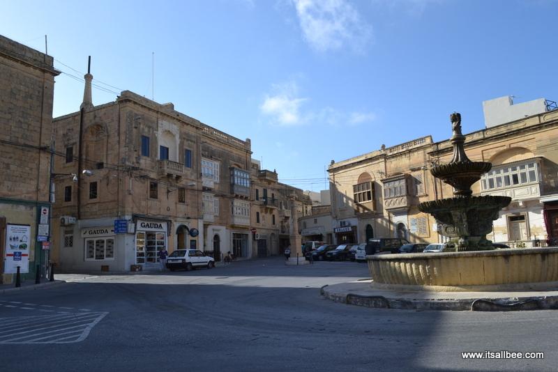 Victoria - Capital of Gozo