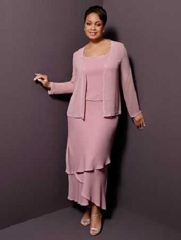 Vestidos para mujeres tercera edad
