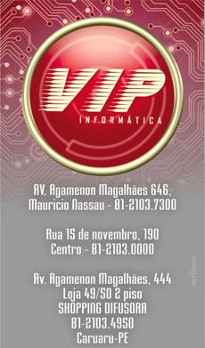 VIP INFORMÁTICA