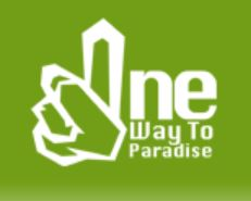 One Way To Paradise - Audio Classes