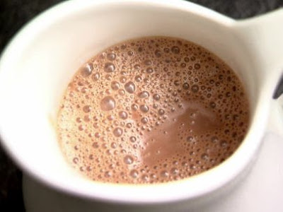 teaspoon instant espresso or coffee powder Double Hot Chocolate Recipe