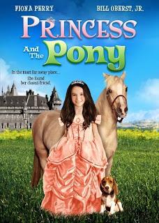 Ver online: La princesa y el pony (Princess and the Pony / 1st Furry Valentine) 2011