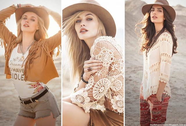 Moda 2016 verano. Sweet primavera verano 2016 ropa de mujer.