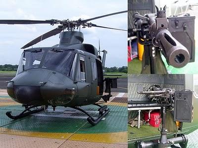 Kaltim Andalkan Helikopter Buatan PT DI Untuk Patroli Perbatasan