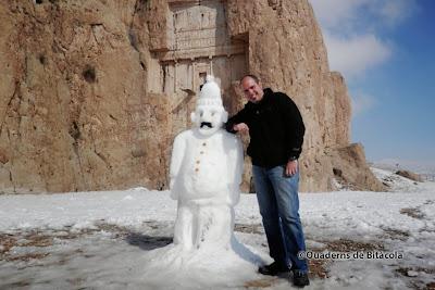 Iran, nieve Iran