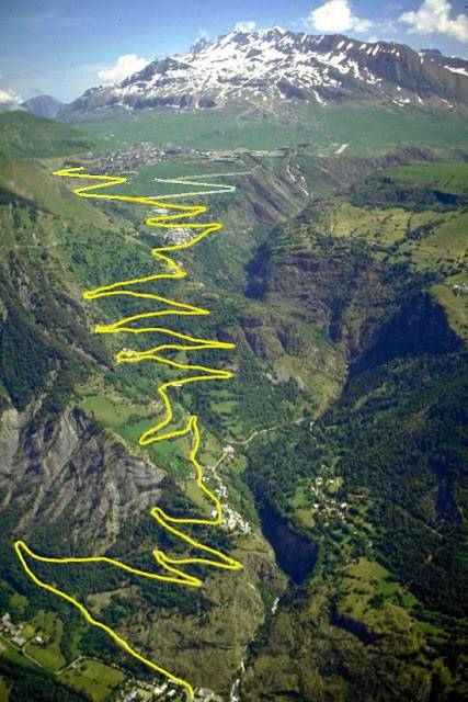 Alpe d'Huez, Tour de France