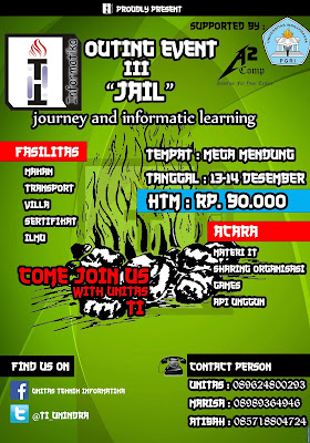 JAIL - journey and informatic learning