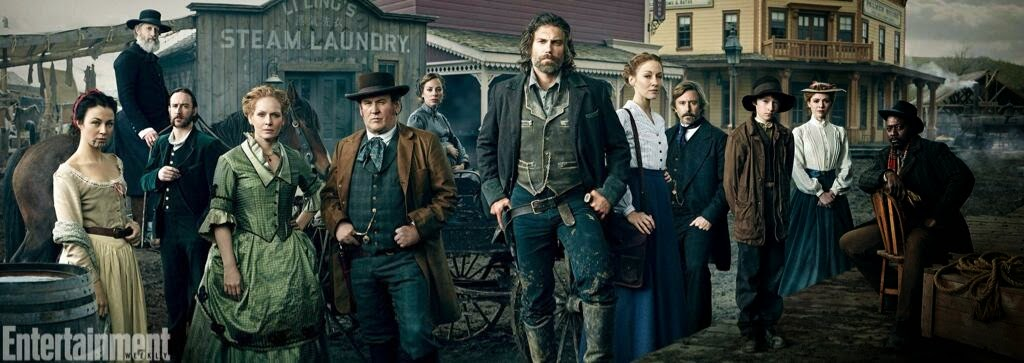 HELL ON WHEELS FANS