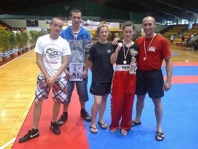 Najlepszy klub kickboxingu w Zielonej Górze.