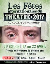 Collège de Valleyfield/ Les 21e Fêtes internationales du Théâtre 2017