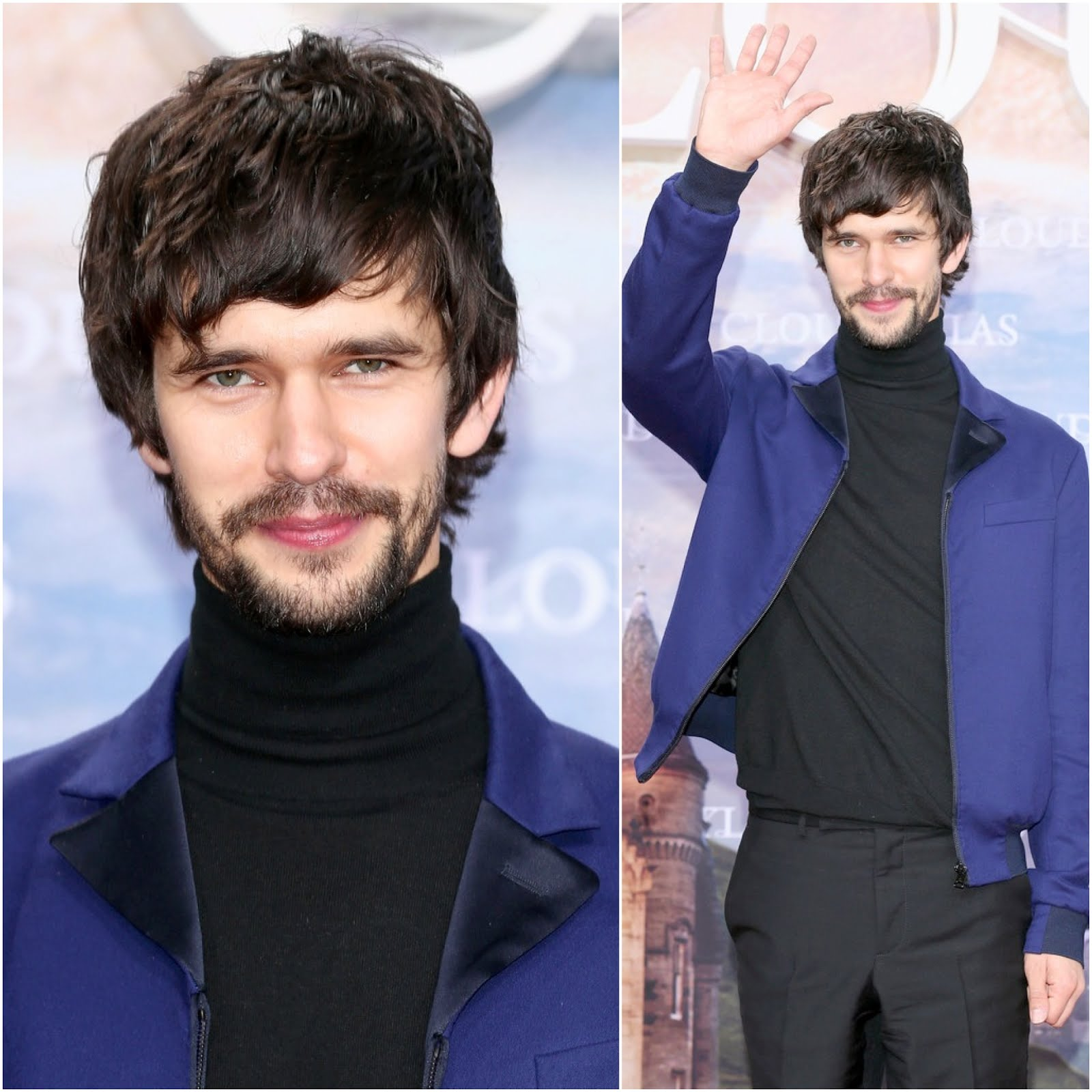 00O00 London Menswear Blog celebrity style 'Cloud Atlas' Germany Premiere Ben Whishaw Alexander McQueen