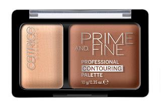 CATRICE Prime and Fine Professional Contouring Palette** NEU - www.annitschkasblog.de