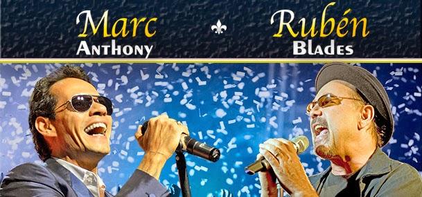 Noche de Gala Marc Anthony y Ruben Blades