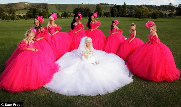 Has Big Fat Gypsy Wedding influenced the sales of bigger style ...
