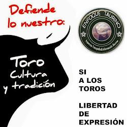 Libertad!!! Si a los TOROS!!!