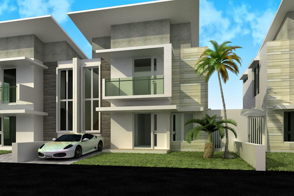 kiara green residence rumah dijual di cimahi perumahan