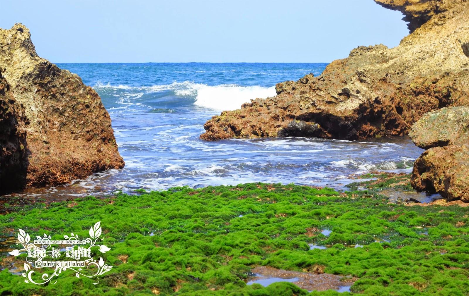 Pantai Wohkudu gunung kidul