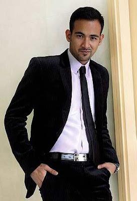 Pelakon Sharnaaz Ahmad