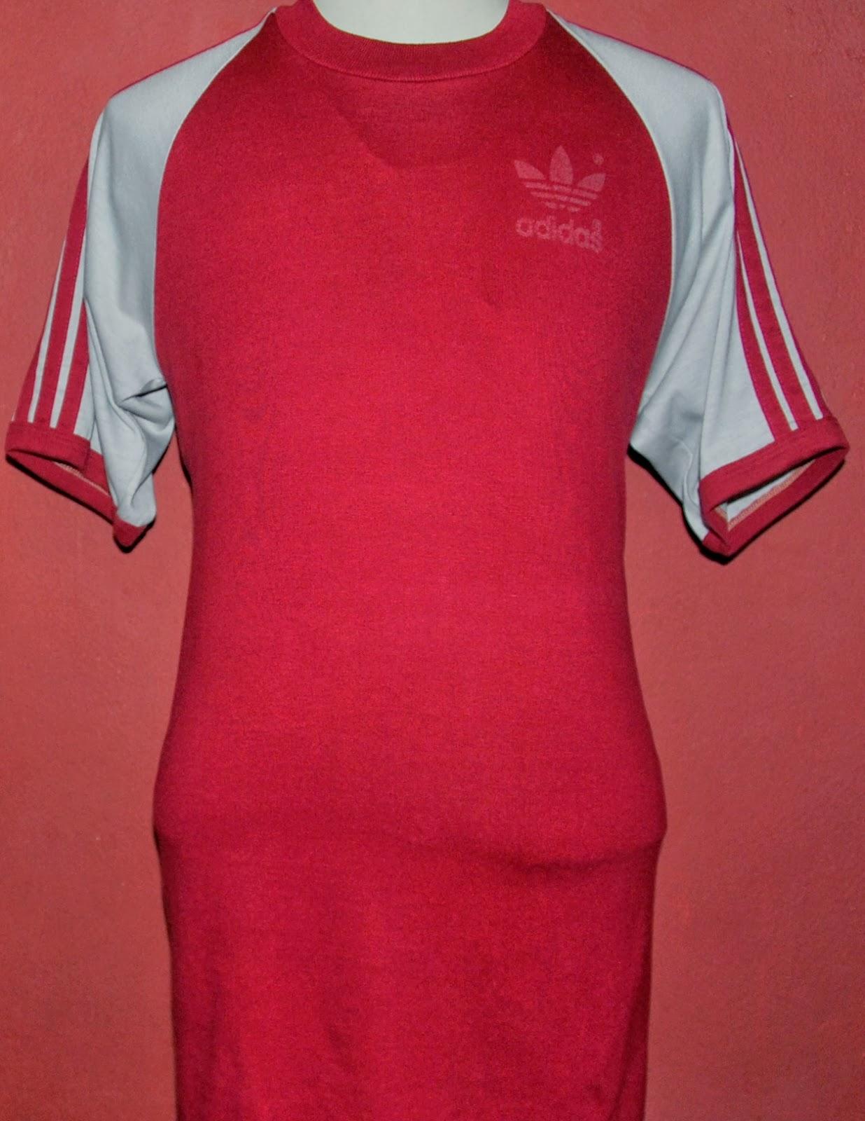 Kopa bundle vintage adidas 50 50 t shirt l for Adidas classic t shirt
