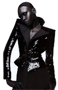 Alek Wek or changing the standards of beauty