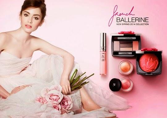 French Ballerine de Lancôme
