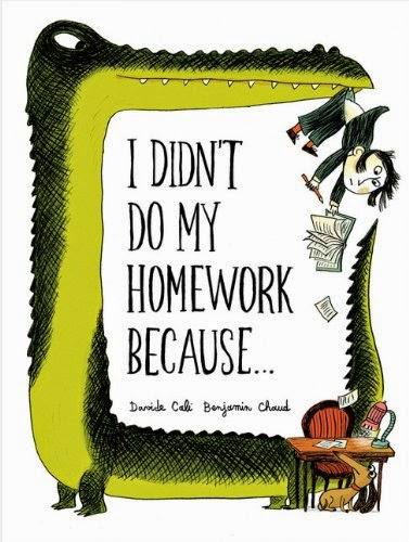 Hilarious forgotten homework excuses